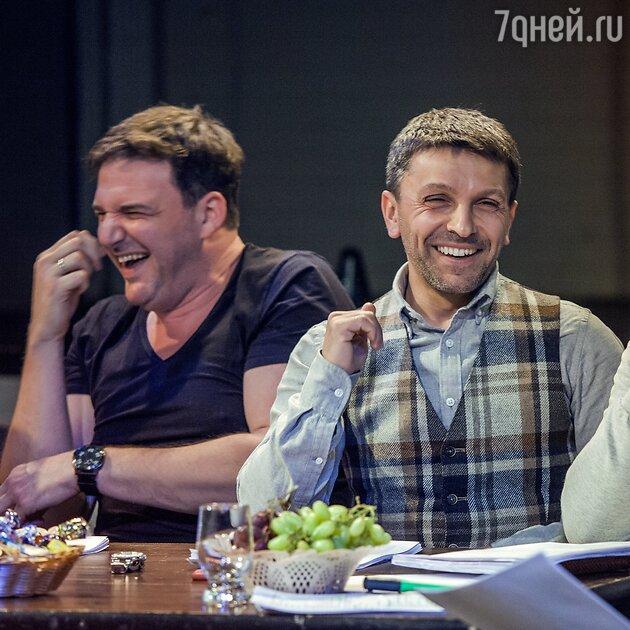 Максим Виторган, Леонид Барац