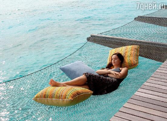 Пространство, роскошь и приватность. В этих трех словах заключается смысл концепции One&Only на острове Рети Ра