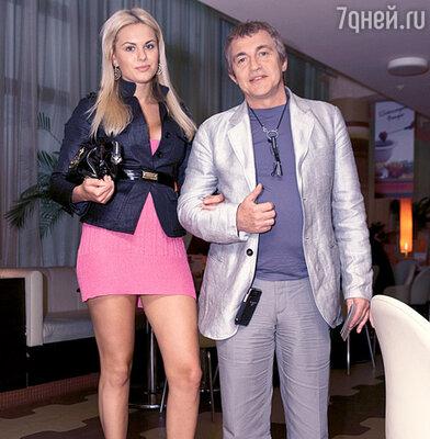 Дмитрий и Александра были красивой парой