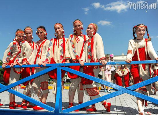 Детский ансамбль «Коломбина»