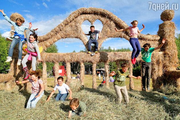 Архитектурный фестиваль Архстояние в Калуге