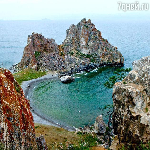 Шаман гора на Байкале