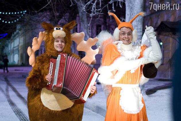 «Тариф Новогодний» (2008)