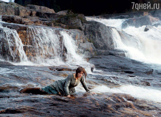 «Кадр из фильма Пленница. Побег»