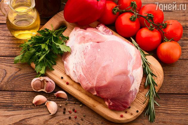 Чтобы телятина получилась сочной, очень важно не пересушить ее при готовке