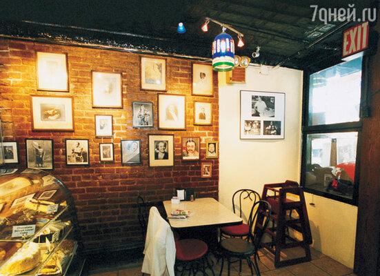 В кафе «La Fortuna» неподалеку от дома Джон любил завтракать и беседовать с хозяином — «дядюшкой Винни»