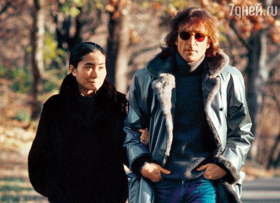Джон и Йоко, став настоящими жителями Нью-Йорка, часто гуляли в Центральном парке