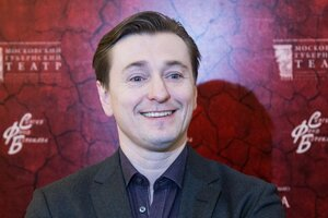 Сергей Безруков похвалил своих актеров за смелость