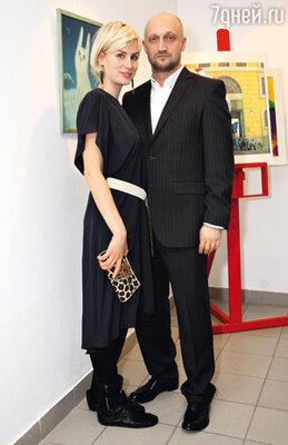 Гоша Куценко и его невеста Ирина