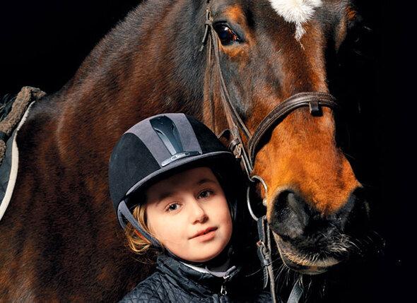 Злата и ее конь Знак