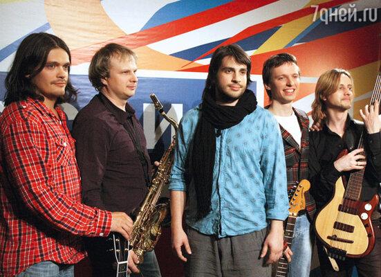 Петр Налич и его музыкальный коллектив