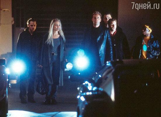 Кадр из фильма «Угнать за 60 секунд». 2000 год