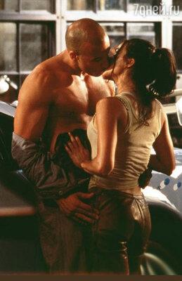Кадр из фильма «Форсаж». 2001 год