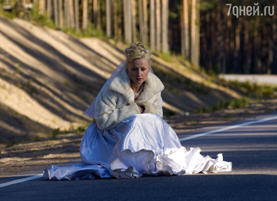 Ольга Медынич в  фильме  Ивана Дыховичного «Европа-Азия»