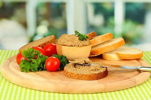 Как приготовить вкусный паштет в домашних условиях
