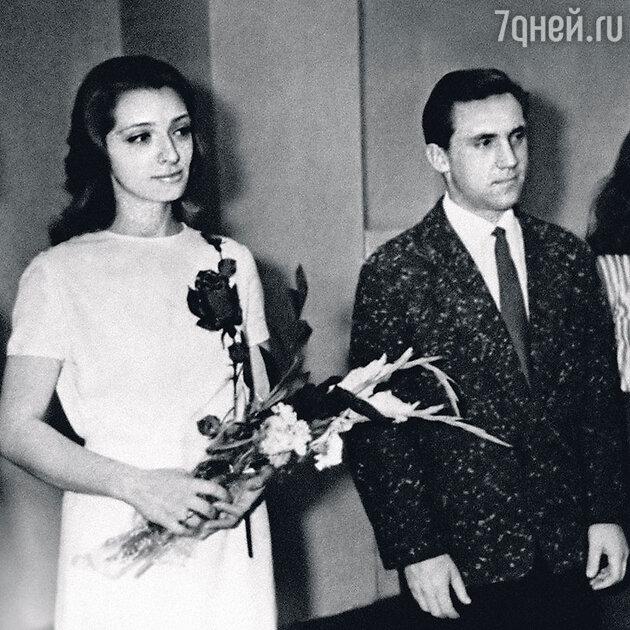 Владимир Высоцкий и Людмила Абрамова