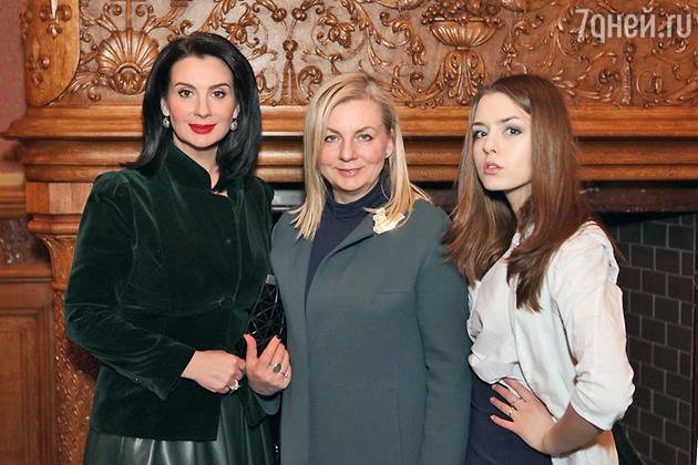 Екатерина Стриженова и Виктория Андриянова