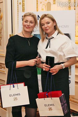 Мария Шукшина и Лариса Вербицкая