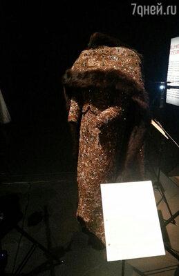 «Вчера были с Павлом Скворцовым в «Victoria and Albert museum» на выставке «Holywood costume»