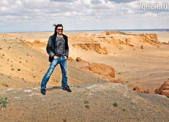 За 10 дней Дмитрий Маликов и его друзья проехали по Монголии три с половиной тысячи километров