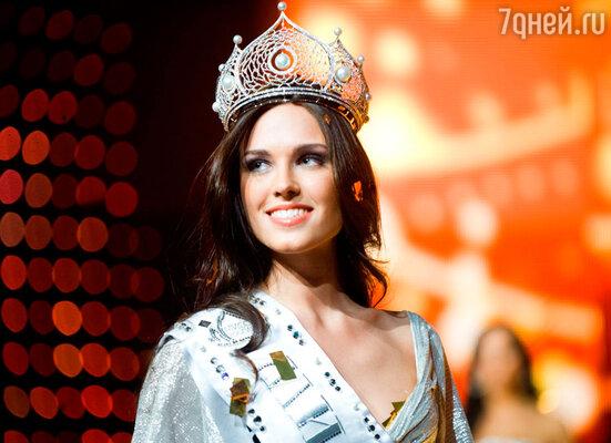 Конкурс «Мисс Россия 2010»