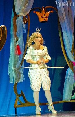Маленьких театралов ждут в детском музыкальном театре им. Натальи Сац на премьере спектакля «Принцесса и свинопас»