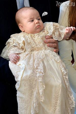 Принц Джордж, 2013 год