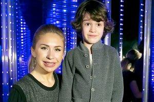 Анастасия Гребенкина отправила сына на Марс