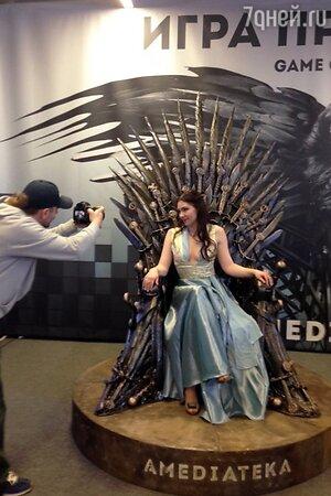 Показ первой серии четвертого сезона сериала «Игра престолов»