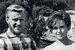 Андрей Миронов с Натальей Фатеевой на съемках фильма «Три плюс два». 1963 г.