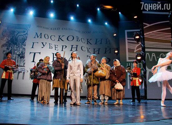 Сергей Безруков надеется сделать еще один театр, куда с удовольствием станут ходить люди