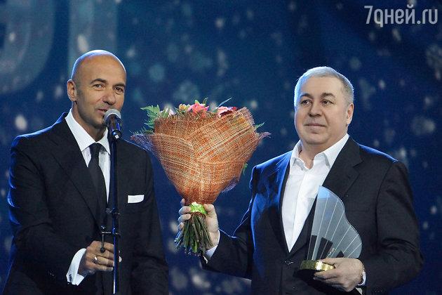 Игорь Крутой и Михаил Гуцириев