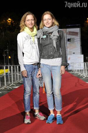 Екатерина и Дарья Носик