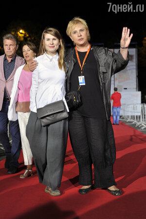 Анна Цуканова и Татьяна Догилева