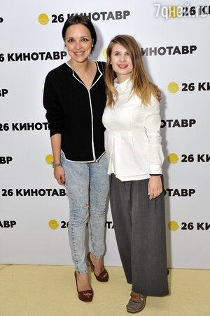 Алина Алексеева и Анна Цуканова