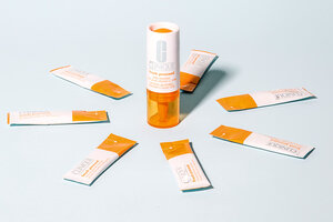 Меню красоты: Готовим свежий крем с витамином С!