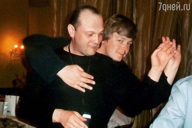 Сергей Гинзбург и Александр Стриженов