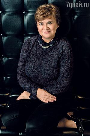 Главный редактор Нина Нечаева