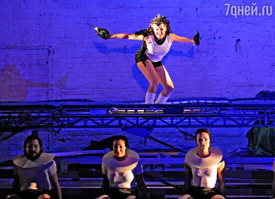 Спектакль «Сказки» в театре на Таганке