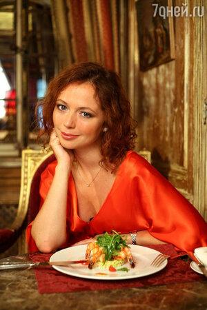Елена Захарова перестала верить в диеты