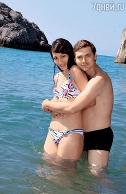 Александр и Анжелика Пашковы