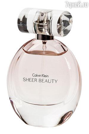 Sheer Beauty �� Calvin Klein