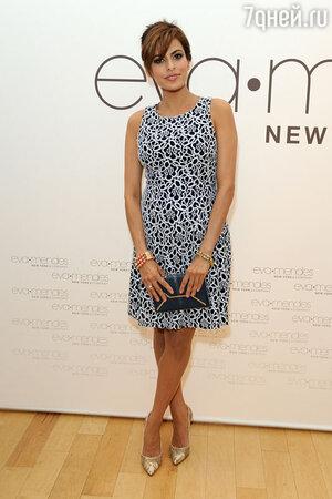 Ева Мендес в Eva Mendes for NY&C