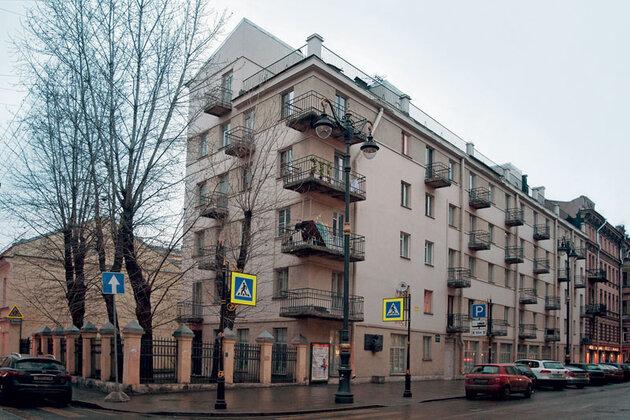 Санкт-Петербург, Рубинштейна, д. 7