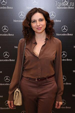 Алиса Хазанова на премьере фильма «Отель «Гранд Будапешт»