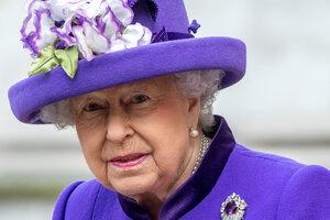 Состояние здоровья королевы Елизаветы вызывает озабоченность