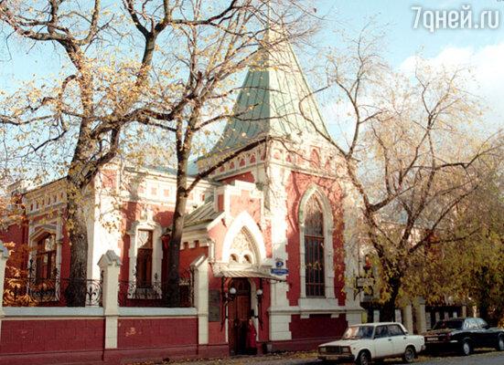 Центральный театральный музей имени А.А. Бахрушина