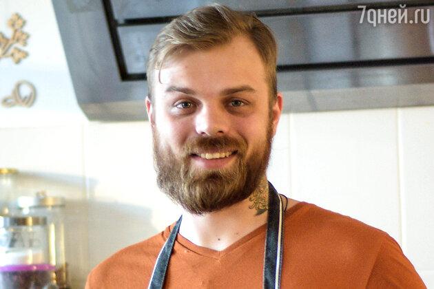 Шеф-повар Кирилл Еселев