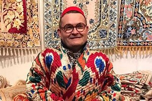 Новый имидж Александра Васильева