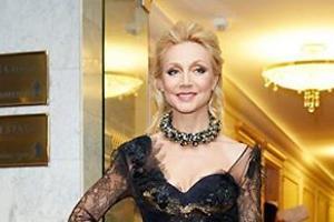 Образ дня: Кристина Орбакайте в Valentin Yudashkin